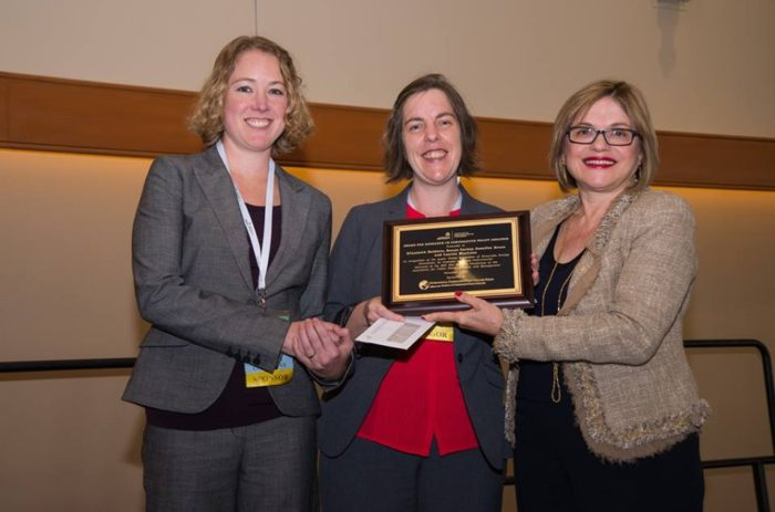 Policy analysis paper award winners